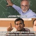 científicos o ingenieros químicos?