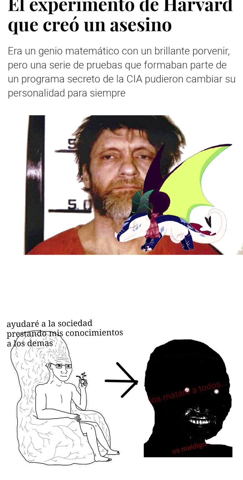 Pobre hombre :( - meme