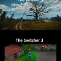 The witcher no switch