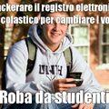 Roba da studenti
