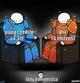 2 dioses antiguos - meme