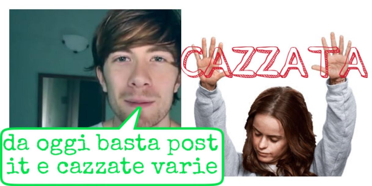 CAZZATA - meme