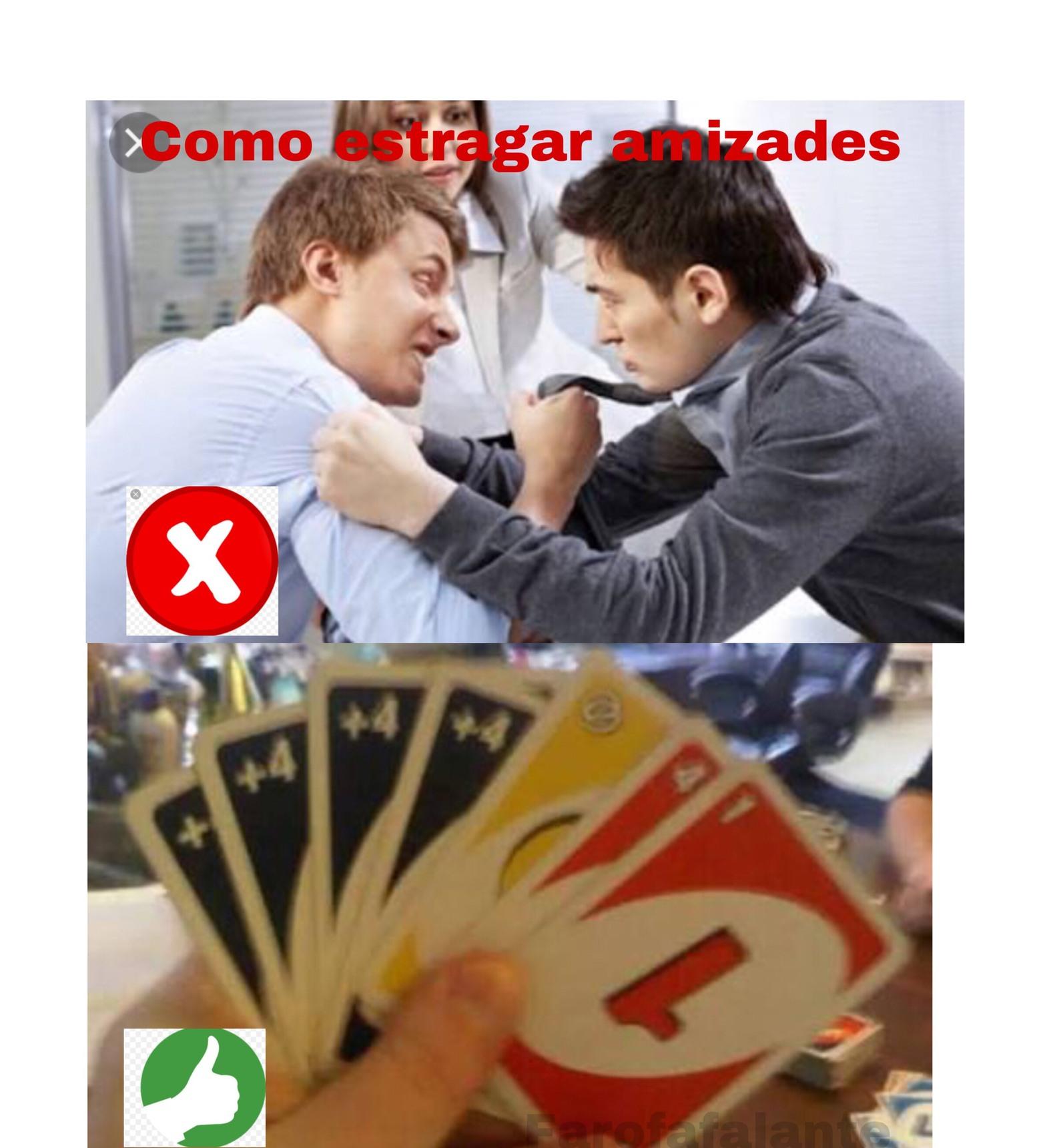 INFELIZMENTE - meme