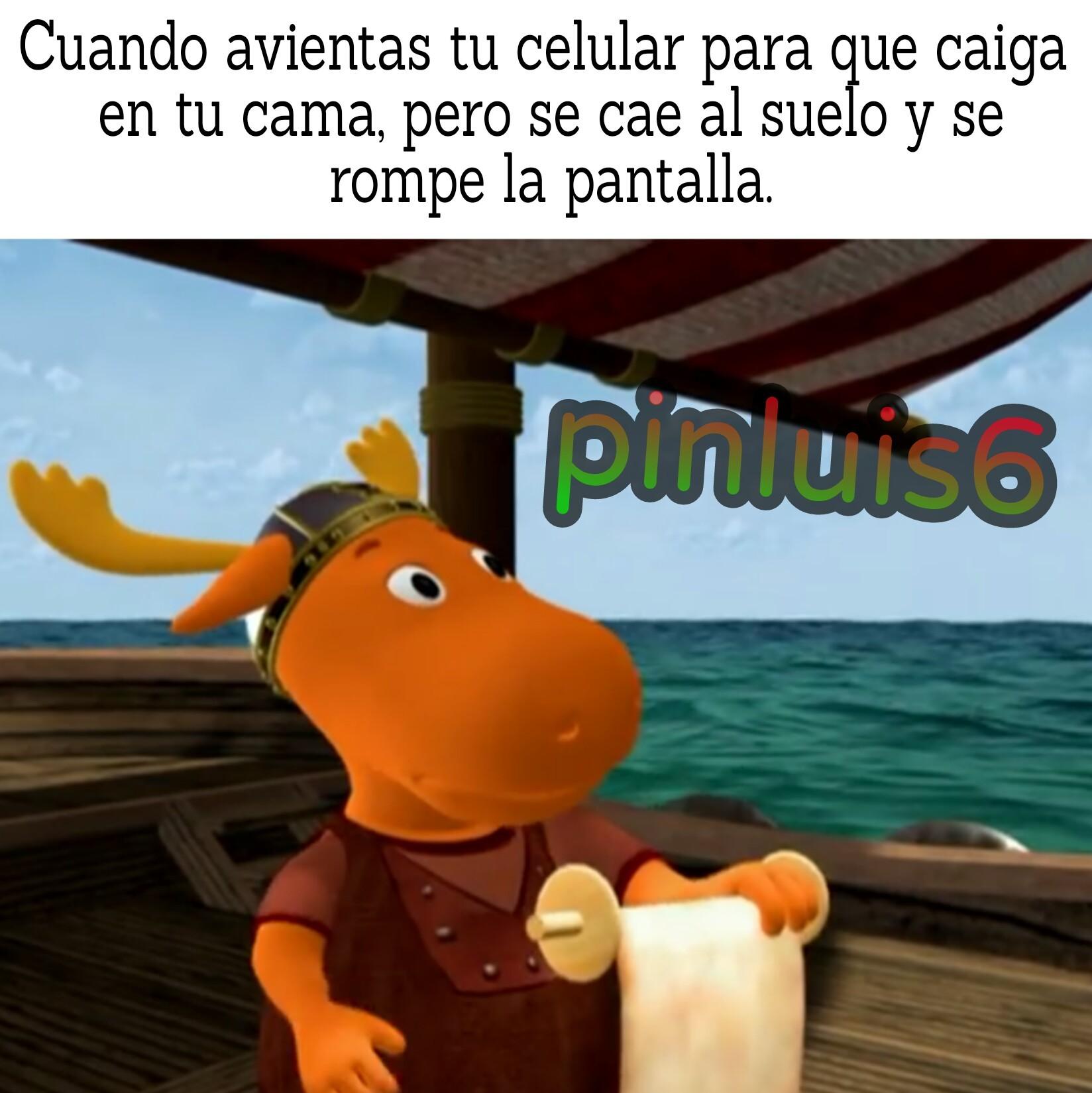 Oh no... - meme