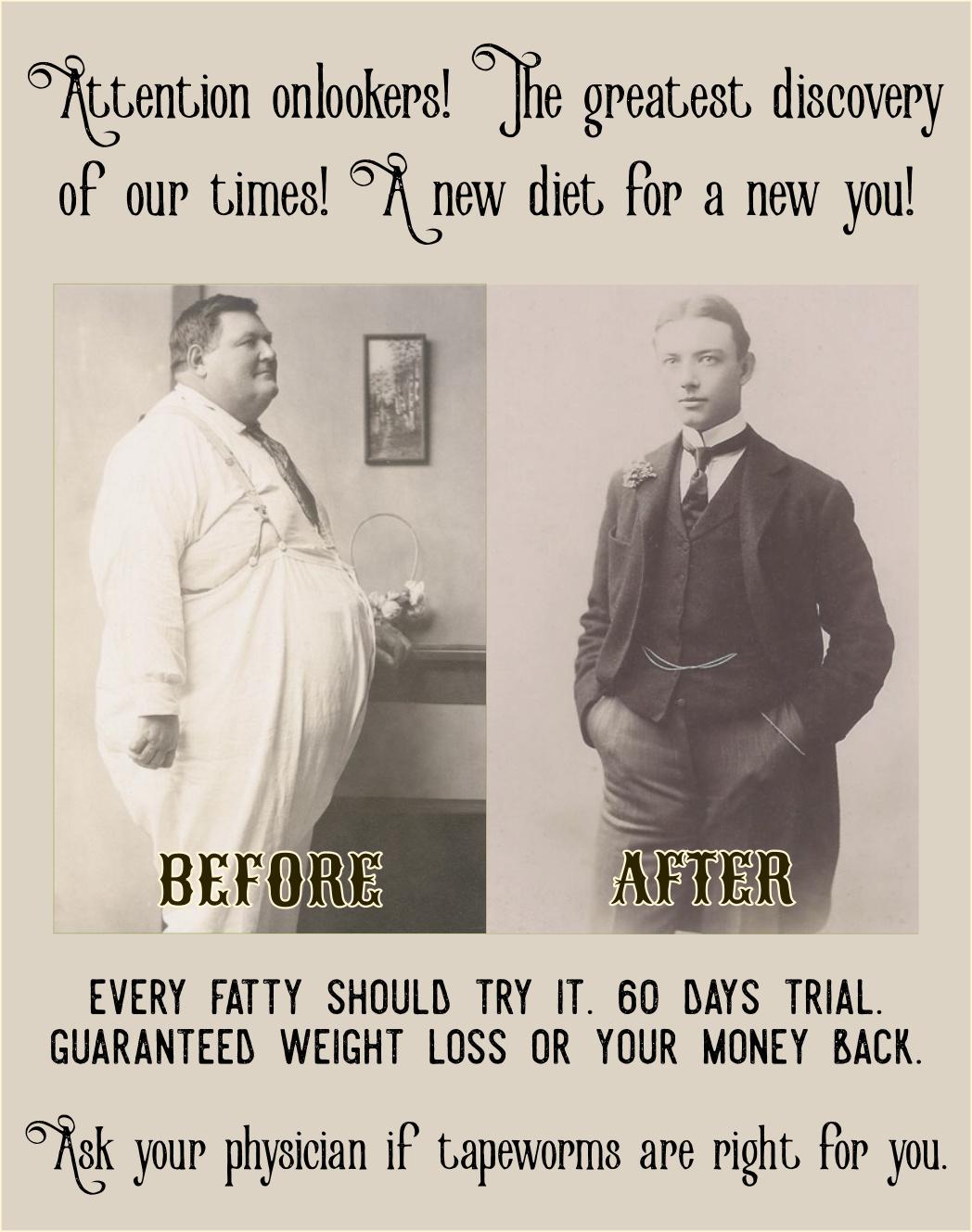 Early American Pharmaceutical Ad - meme