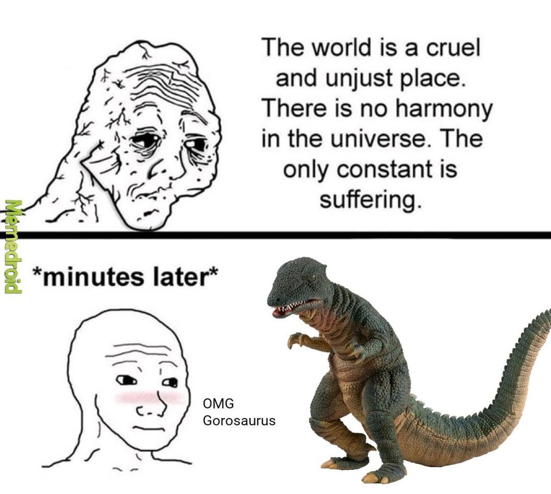 Chadsaurus - meme