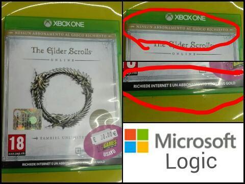 Microsoft logic - meme