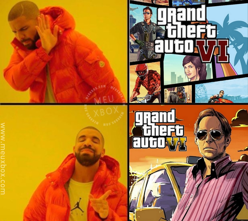GTA VI - meme
