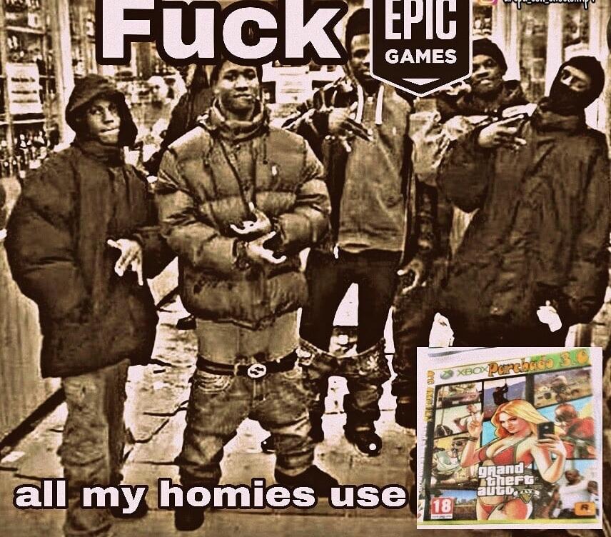 momento homie B^) - meme