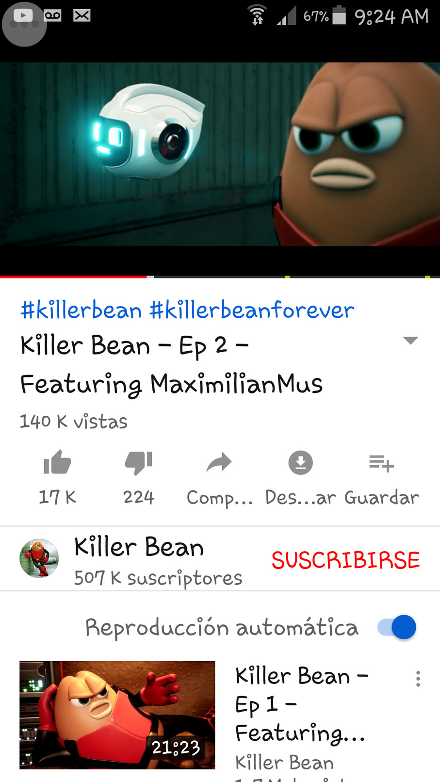 Killer bean 2 epico! - meme
