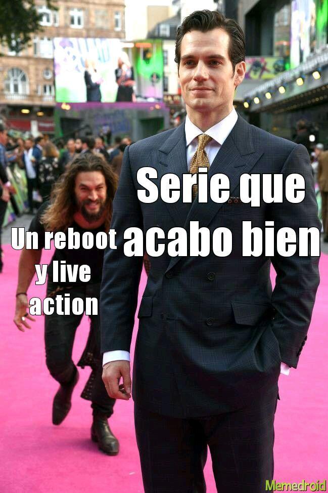 Serie - meme
