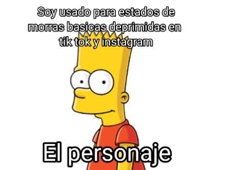 Bart - meme