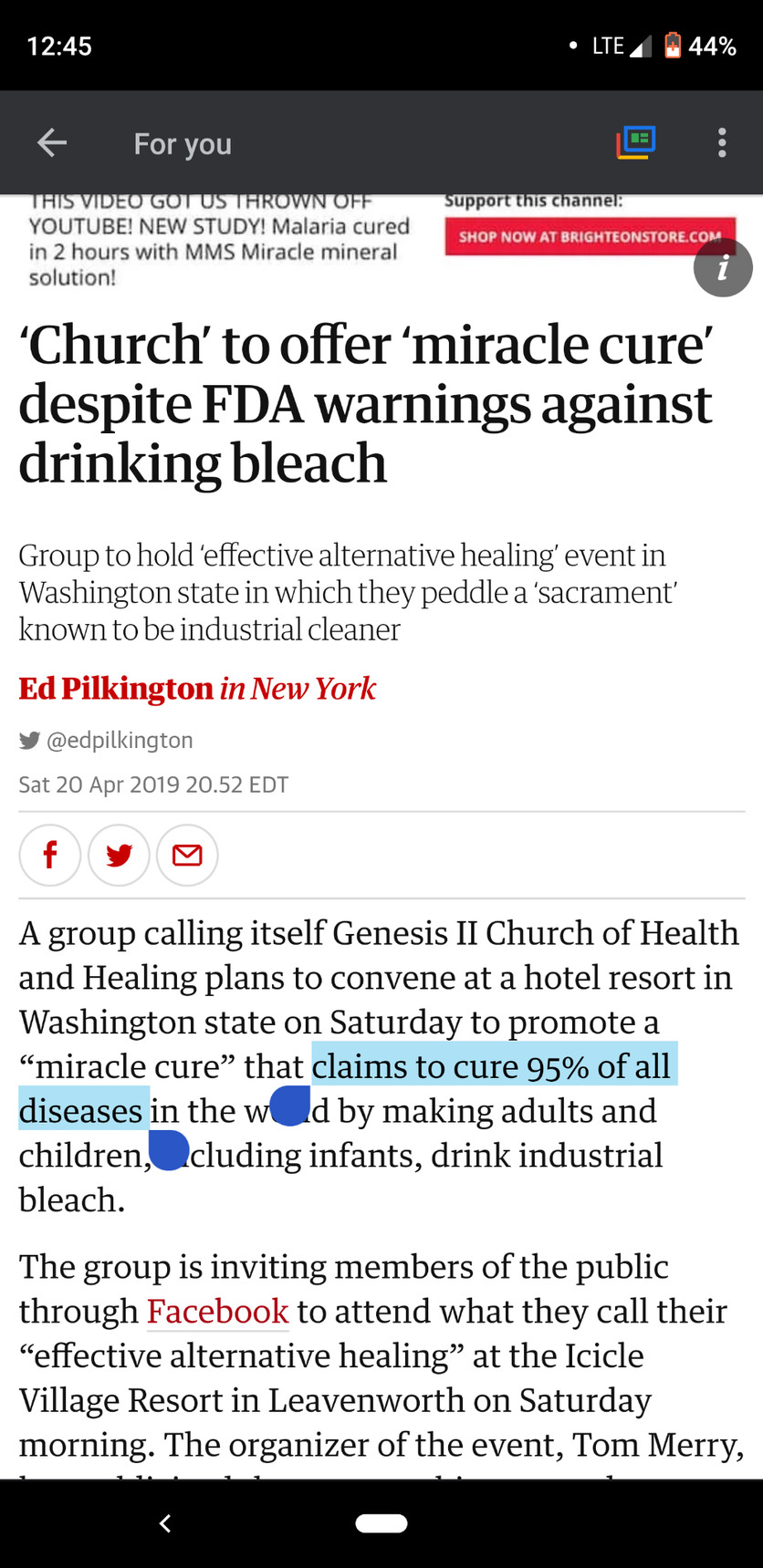 Well i guess death techniquely cures diseases - meme