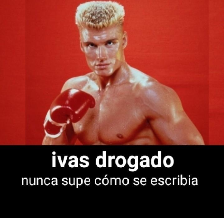 Iván drago - meme