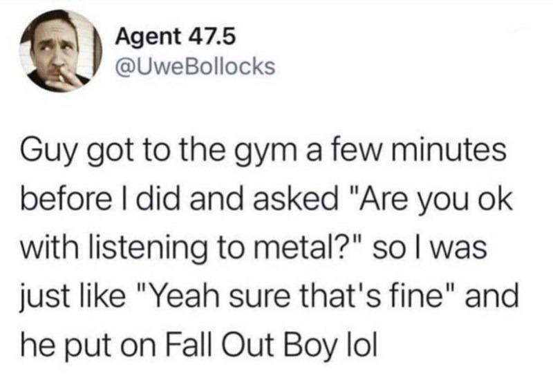 Fall out - meme