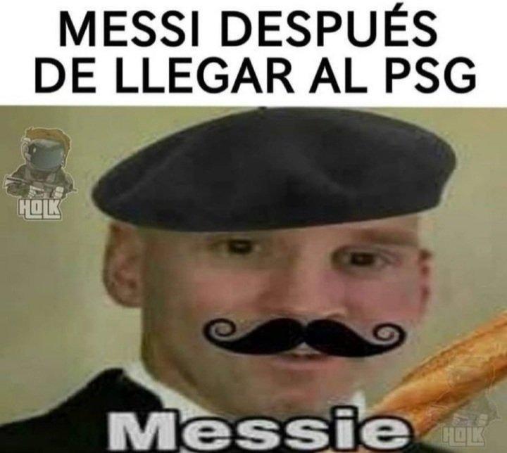 Messie - meme