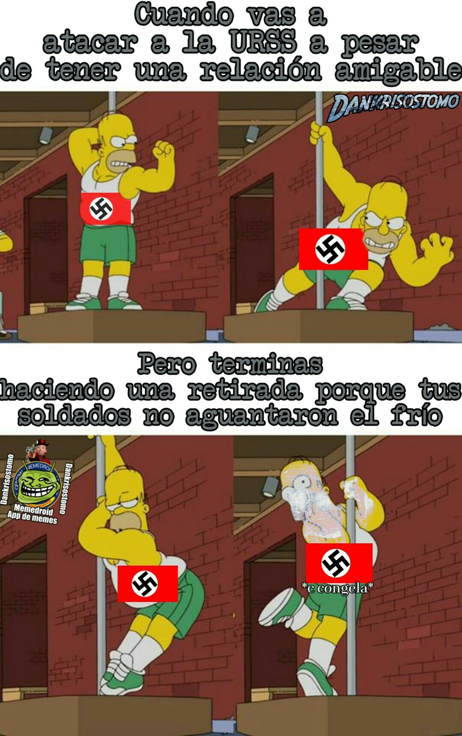 Meme histórico osi osi