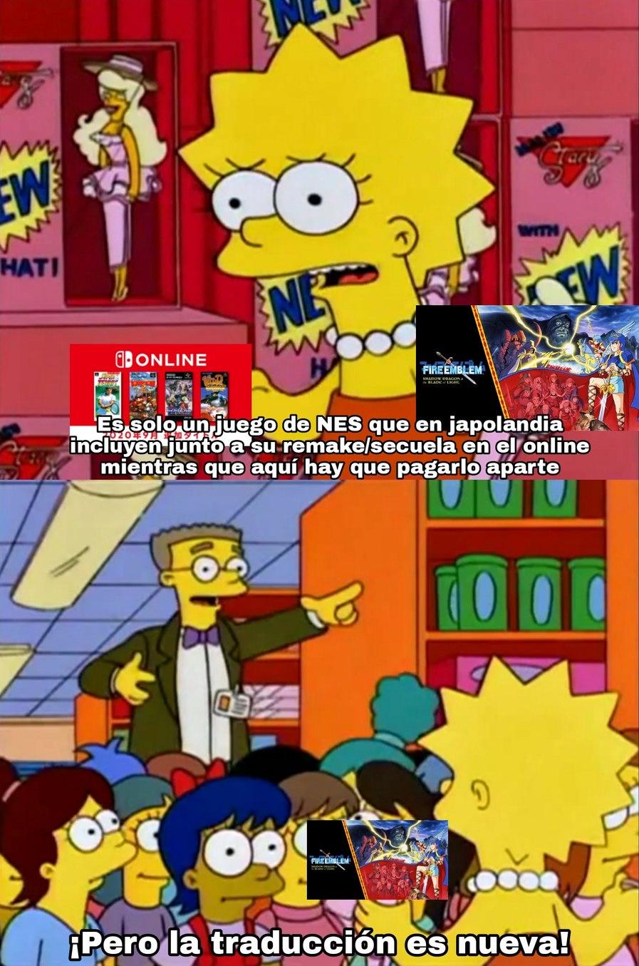 """De los creadores de """"vendo 3 roms de Mario a 60 pavos por tiempo limitado""""... - meme"""