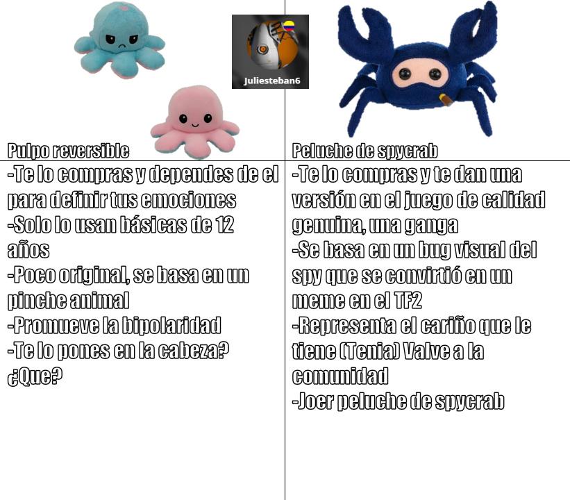 Joer spycrab - meme