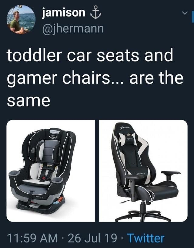 they are similar - meme