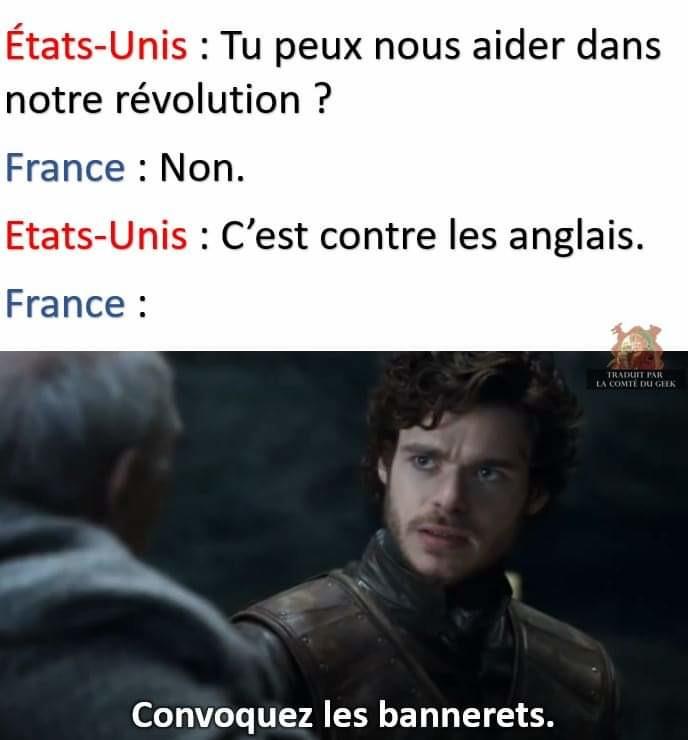Croisade - meme