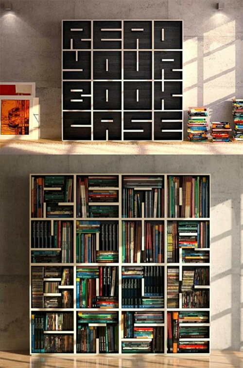 I would probably still not read anything. Just admire the bookcase - meme