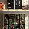 I would probably still not read anything. Just admire the bookcase
