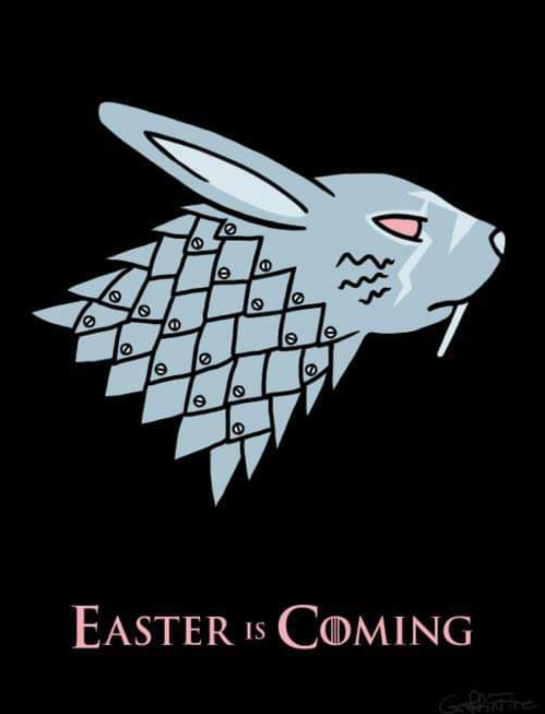 Easter is coming - meme