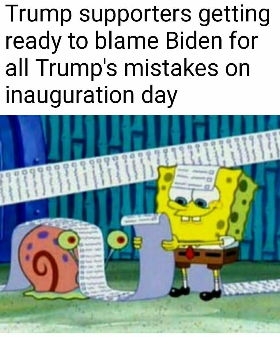 Non political title - meme