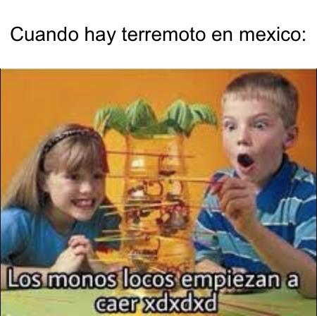 Terremoto Mexico - meme
