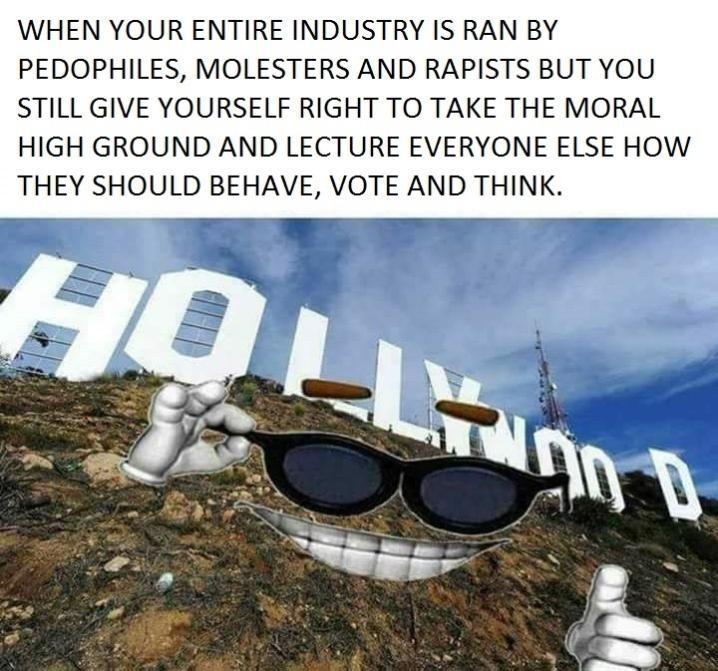Hollywood - meme
