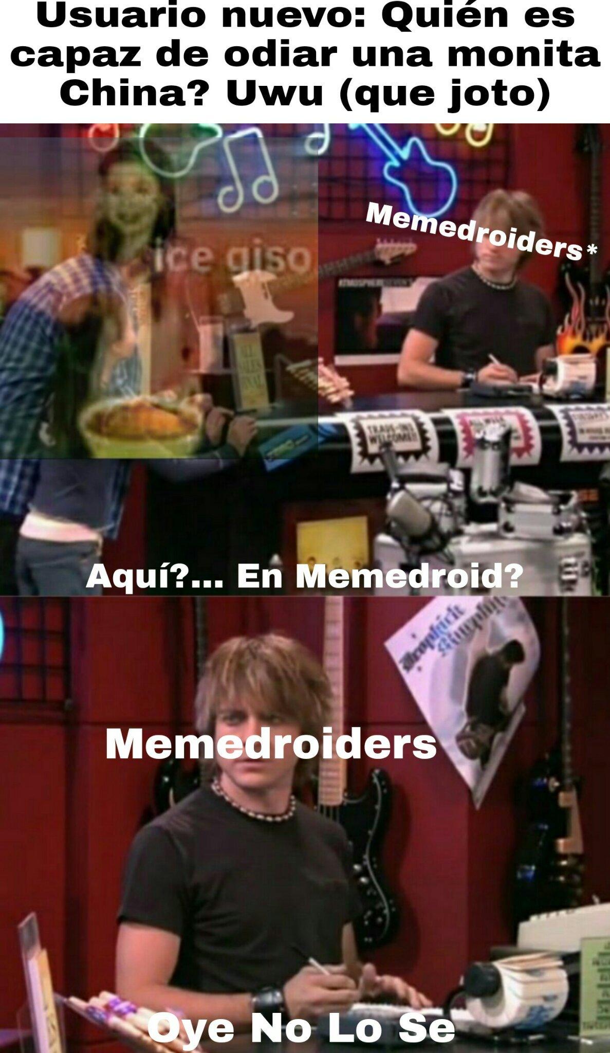 Nueva marca de agua y FDP - meme