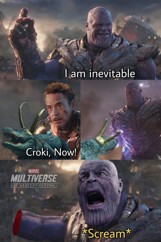 Crikey! - meme