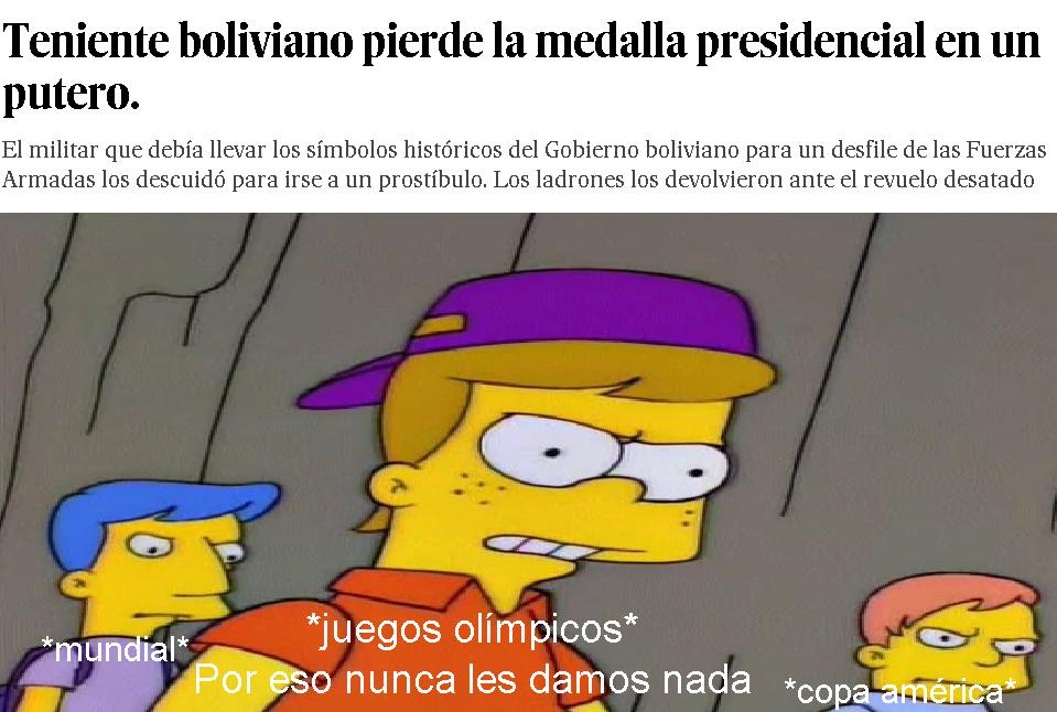 Noticia vieja - meme