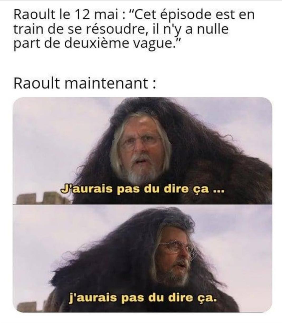 Tu es un sorcier, Didier - meme