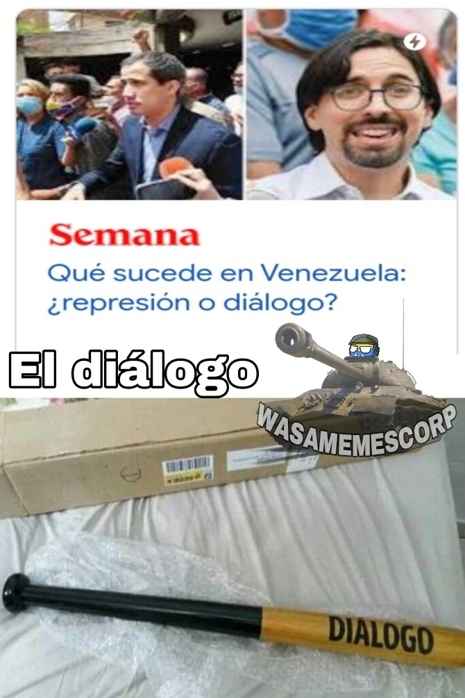 Putos Chavistas - meme