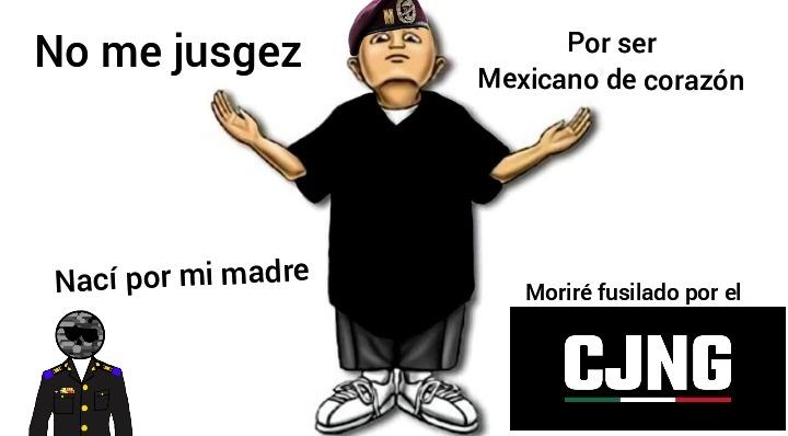 Viva México :happy: - meme