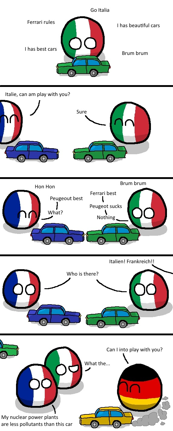 Das Auto -Volkswagen (Actual quote) - meme