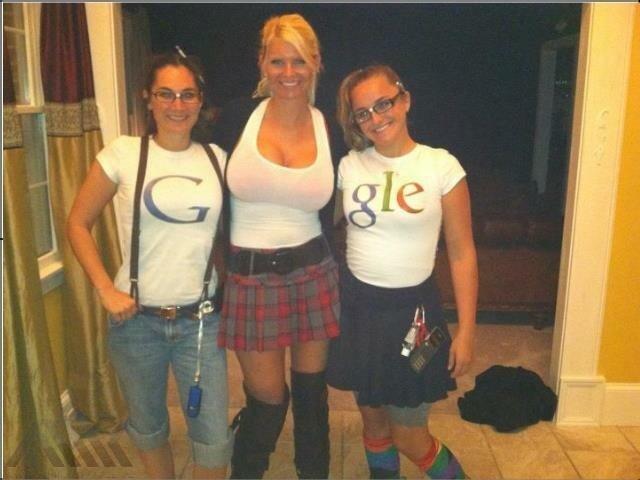 google > bing - meme