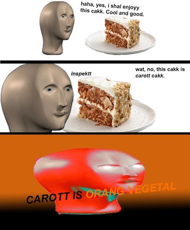 How Long Is Carrot Cake Good For