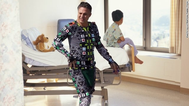 mark ruffalo visits hospitalized kids in hulk costume - meme