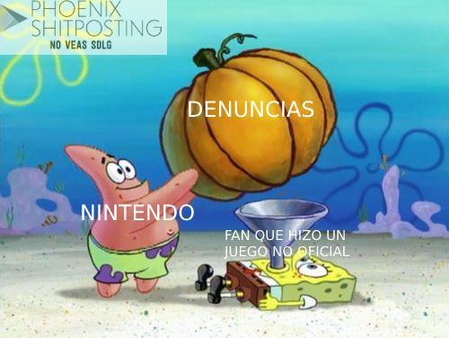 Mejor no hago Super Mario Bros para PC - meme
