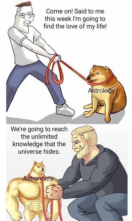 science time - meme