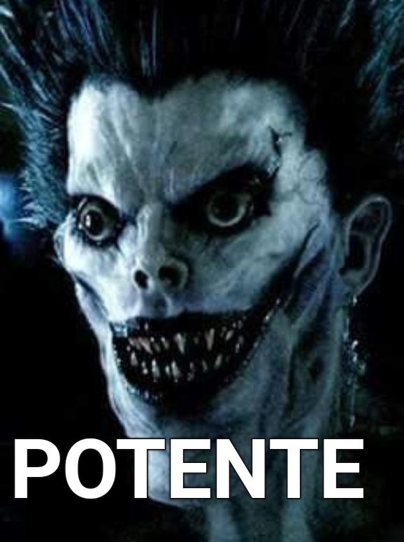 Potente - meme