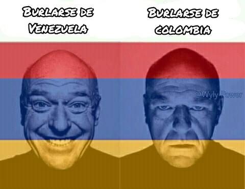 Shit me equivoqué y puse la bandera de Armenia :c - meme