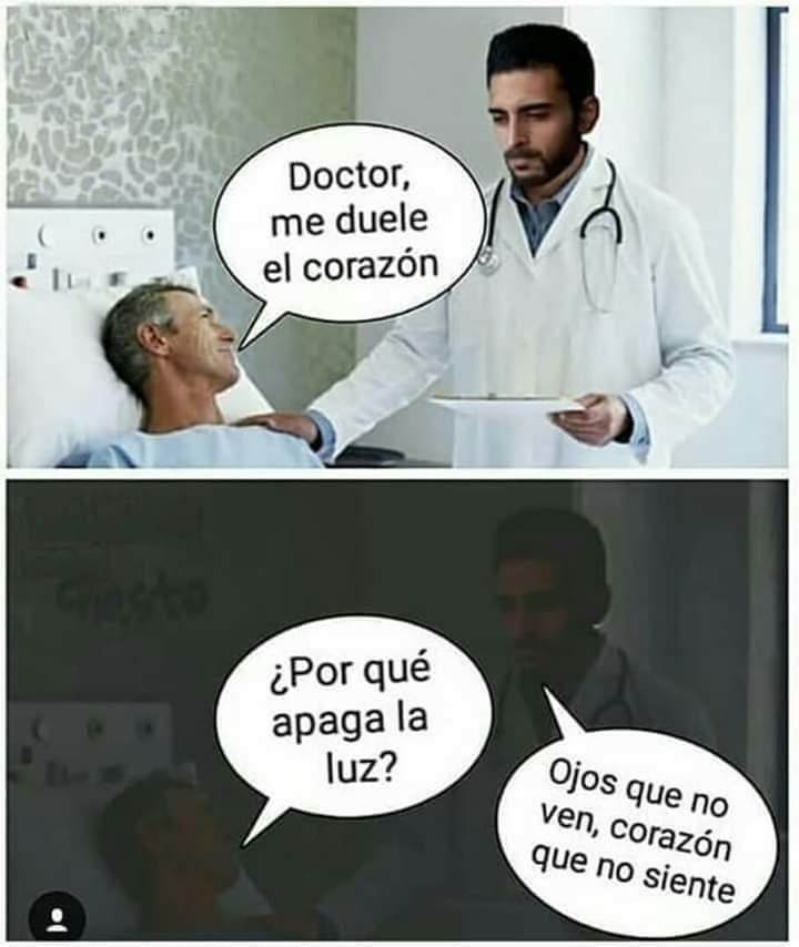 Doctores vergas!! - meme