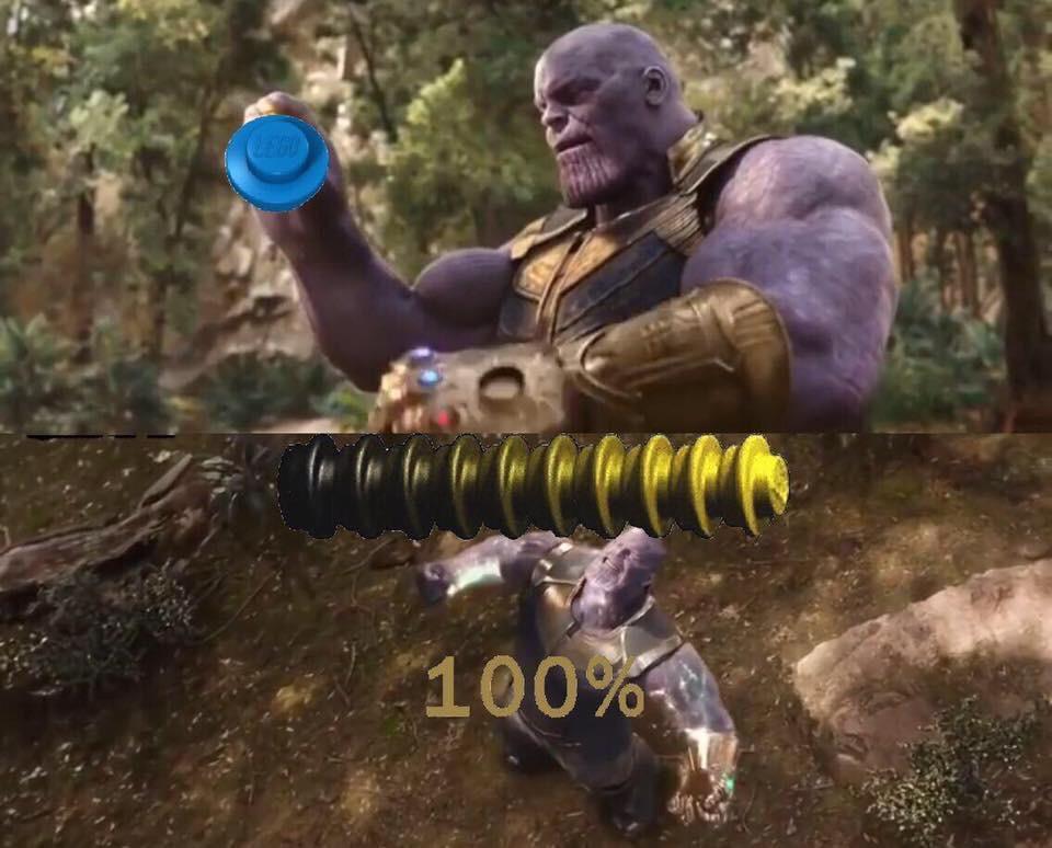 1 minikit - meme