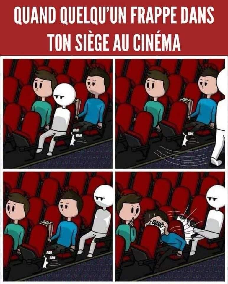 Le cinéma - meme
