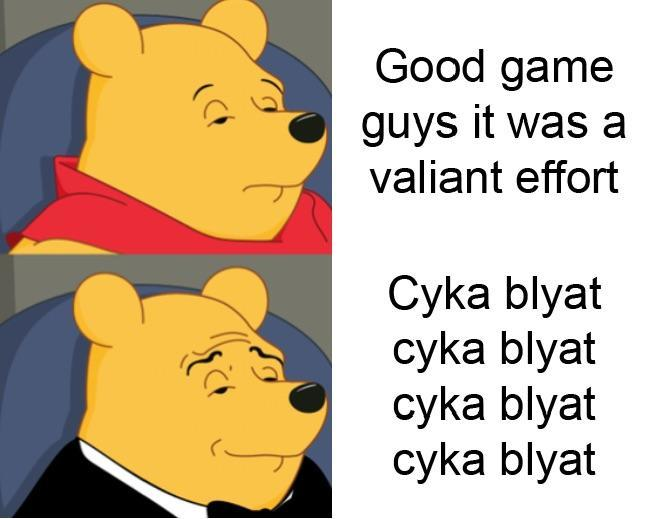 Damn Russian Invasion - meme