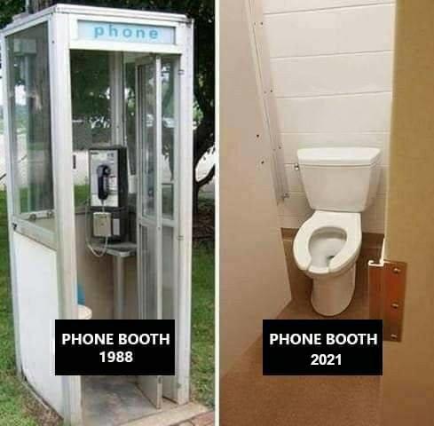 Phones 2021 - meme